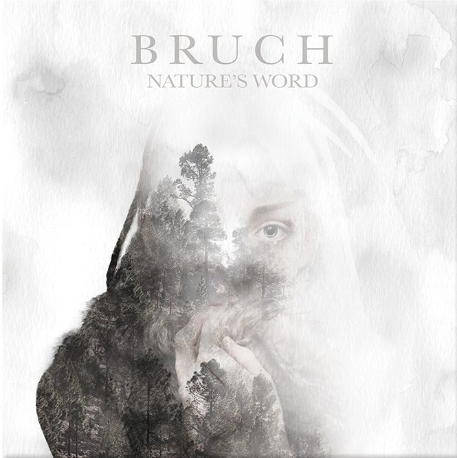 BRUCH nature's word Welcome folk electronica out now itunes amazon music google play spotify deezer red dress singer artist recording uk unsigned bbc introducing