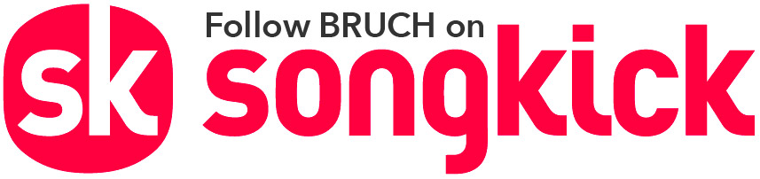 songkick follow artist bruch gigs events live music